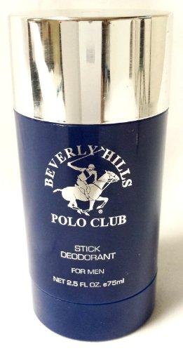 Beverly Hills Polo Club Stick Deodorant for Men 2.5 Fl Oz