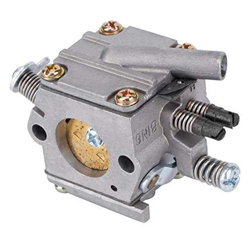 UGUTER Go Kart Carburetor Reemplazo de carburador en carbohidratos para 038 MS380 MS381 MS381 Piezas de Motosierra Herramienta de jardinería Motosierra Accesorio Carburador 125cc