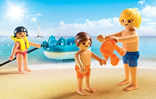 Lancha con flotadores Playmobil - Family Fun (70091)