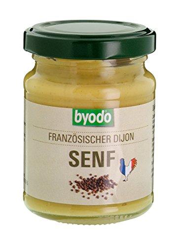 Senape di Digione BIO 125 ml Byodo