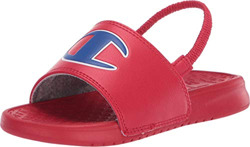 Champion Kids Super Slide (Toddler) Red 10 Toddler