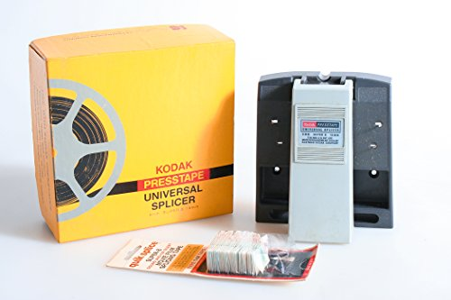 MOVIE FILM SPLICER SUPER 8 WITH TAPE