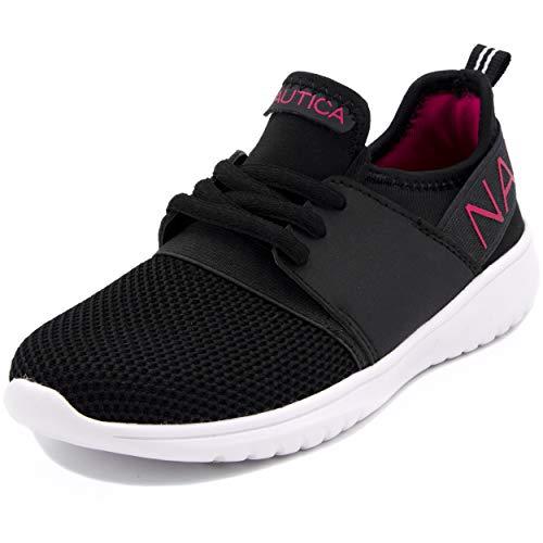 Nautica Kids Youth Sneaker Athletic Lace Up Running Shoes |Niño - Chica|Niño pequeño niño grande - Kappil