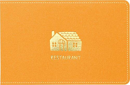 キングジム ノリ付きメモ 暮らしのキロク レストラン 3000オレ 5冊パック