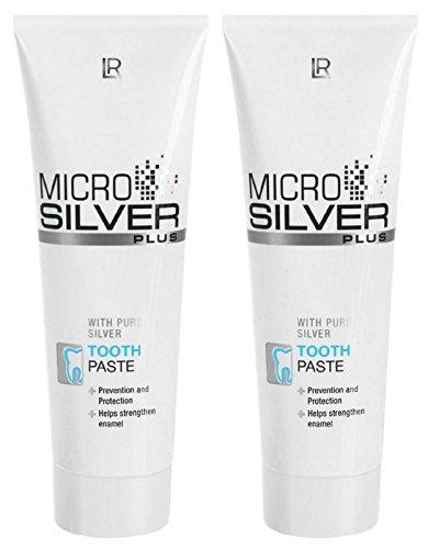 LR Microsilver Plus Zahncreme (2x 75 ml)
