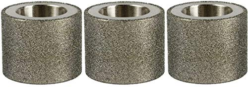 Drill Doctor DA31320GF 180 Grit Diamond Replacement Wheel for 350X, XP, 500X and 750X (Тhree Pаck)