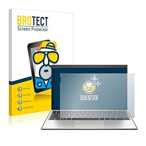 BROTECT Entspiegelungs-Schutzfolie kompatibel mit HP Elite x2 G4 Bildschirmschutz-Folie Matt, Anti-Reflex, Anti-Fingerprint