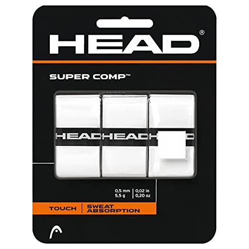 HEAD Supercomp Accessoire Mixte Adulte, Blanc, Taille Unique