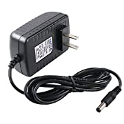 12V AC Adapter Charger for Spectra Electric Breast Pump S1 / S2 / SPS100 / SPS200 / 9 Plus Power Supply Cord