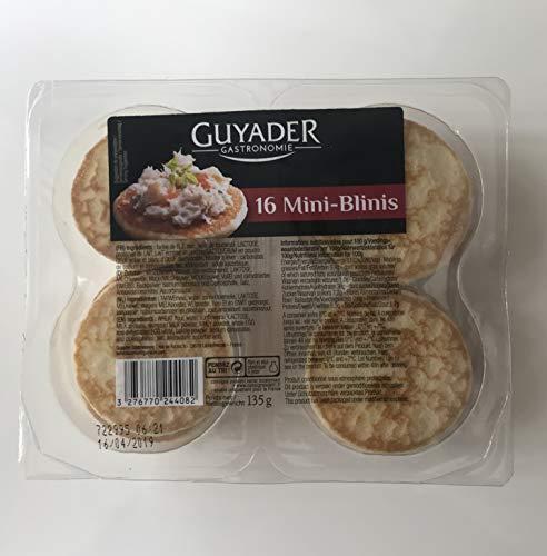 Mini-Blinis, Guyader, 16 St., 135g