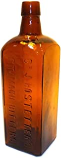dr j hostetter's bitters bottle