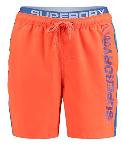 Superdry State Volley Swim SHO Shorts voor heren