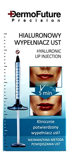 DERMOFUTURE PRECISION HYALURONIC LIPPEN Füller, 12ml