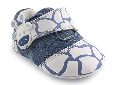 Cartoonimals Zapatos para bebé Niños Niñas Infantil Primeros Pasos Piel...