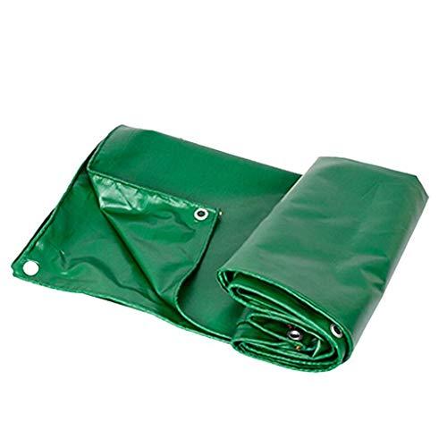 Dikte pvc-regendoek, schaduw, zonwering, doek, waterdicht, zonwering 3 * 6m