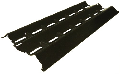 Music City Metals 94031 Porcelain Steel Heat Plate Replacement for Select Gas Grill Models by Broil King, Huntington and Others
