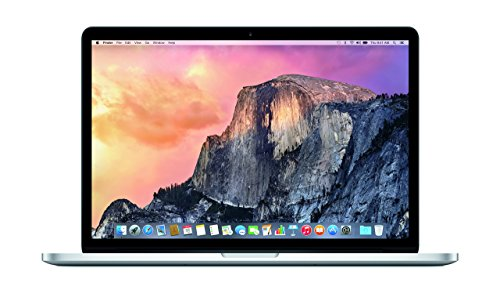 Apple MacBook Pro 15' Retina Display (Mid 2015) - Core i7 2.2GHz, 16GB RAM, 256GB SSD (Renewed)