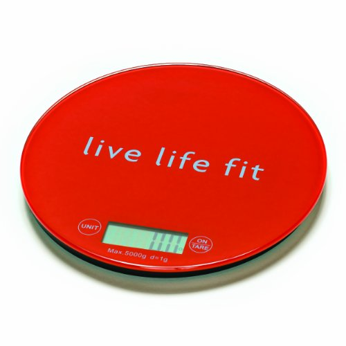 Fitlosophy Digital Food Scale for Healthy Portion Control