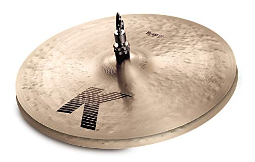 Zildjian K0823 K Hi-Hat Top 14'