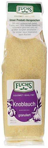 Fuchs Knoblauch granuliert, 2er Pack (2 x 80 g)