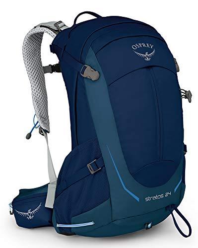Osprey Stratos 24 Sacs de trekking - Homme - Bleu (Eclipse Blue) 24L