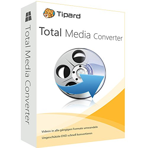 Total Media Converter Win Vollversion (Product Keycard ohne Datenträger)