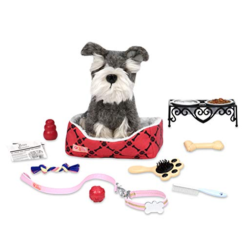 Our Generation BD37327 Pet Care Accessory Set