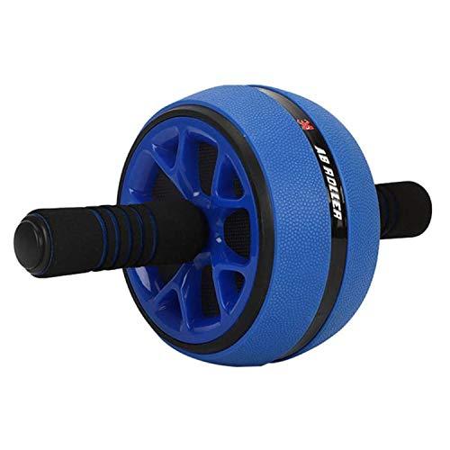 Fitness Zone | Ab Wheel Roller | Rueda Abdominal | Entrenamiento para abdominales | Con alfombrilla antideslizante