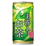 【まとめ買い】ポッカサッポロ 玉露入りお茶 缶 190g 60本入り(30本×2ケース) ds-1477667