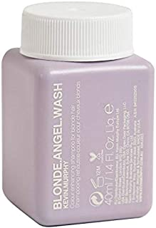 KEVIN MURPHY Blonde Angel Wash Colour Enhancing Shampoo For Blonde Hair 40ml