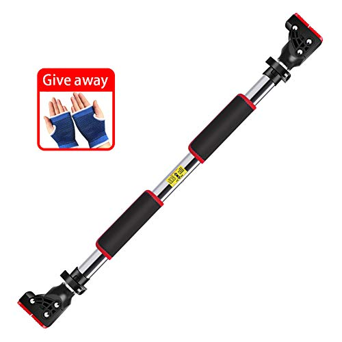 Check Out This Pull Up Bars Chin Up Bar Indoor Home Horizontal Bar On The Door, Pull-Up Device, Hang...