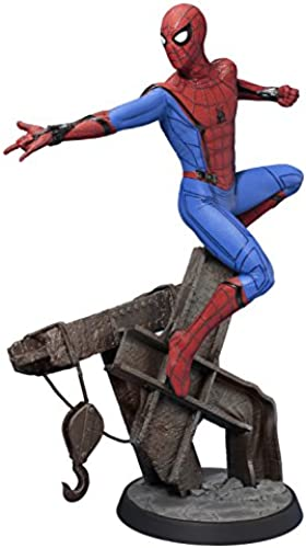 Kotobukiya Marvel Spider-Man  Homecoming Spider-Man ArtFx 1 6 Scale Statue