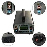 Dent Herramientas de reparación, Máquina de calentador PDR de inducción magnética de mano 110V, máquina de reparación de foso de inducción electromagnética Gray
