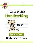 New KS1 Handwriting Daily Practice Book: Year 2 - Spring Term