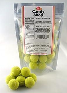 Candy Shop Tennis Gumballs - 1 Pound