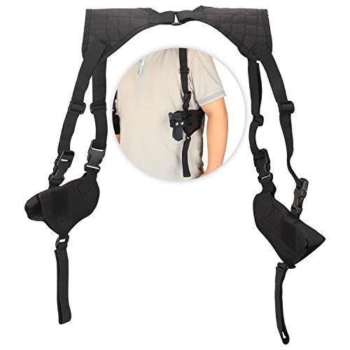 Tactical Shoulder Holsters for Pistols, Underarm Vertical...