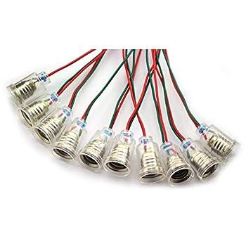 e10 light bulb socket