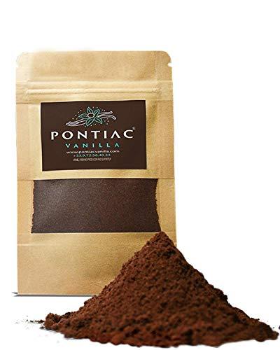 Poudre de vanille bourbon premium-100% naturelle - 15gr-gousses de vanille bourbon de Madagascar pures moulues - non sucrée - arôme intense-Producteur direct-