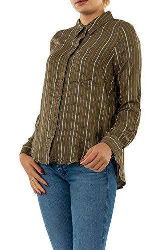 ONLY Damen Bluse Leah Kalamata Gr. M, grün