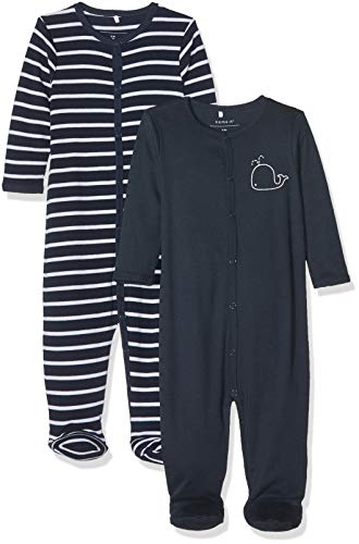NAME IT Baby-Jungen Nbmnightsuit...
