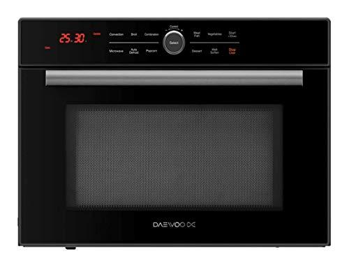 Daewoo KOC-1C2KDS Multi Function Convection Microwave Oven 1.2 Cu. Ft., 800W | Black
