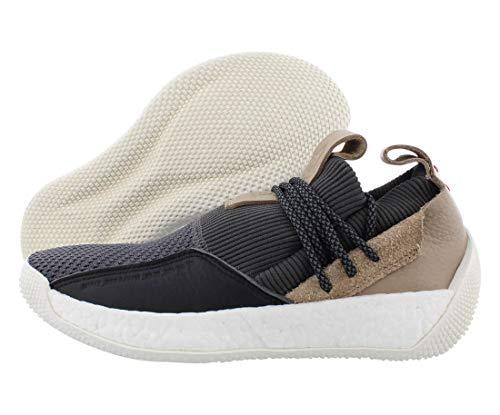 adidas Mens Harden LS 2 Lace MVP Basketball CoreBlack/GoldMetallic/RawSteel