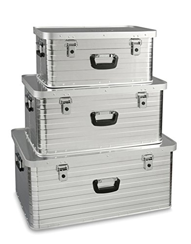 Enders  Aluminiumbox-Set TORONTO (47 l + 80 l + 130 l), 3915