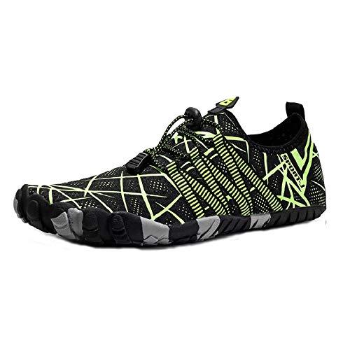 DoGeek Escarpines Antideslizante Zapato de Agua Zapatos de