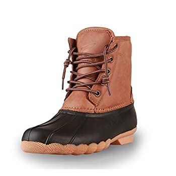 Best white duck boots Reviews