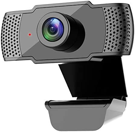 1080P Computer Camera Kasily Webcam with Microphone for Desktop USB Plug and Play 3D Noise Reduction product image