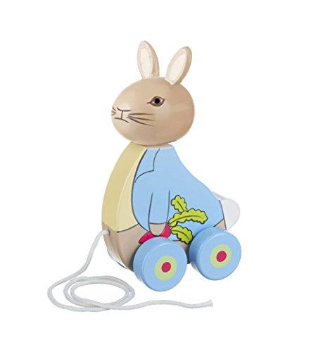 Orange Tree Toys Rabbit Peter Rabbit & Friends Pull Along, Skin, Pack of 1