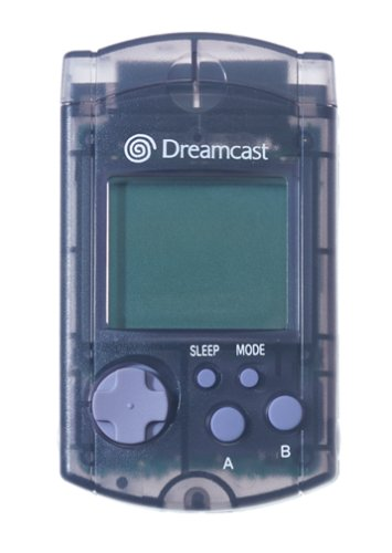 SEGA Dreamcast Black Visual Memory Unit VMU