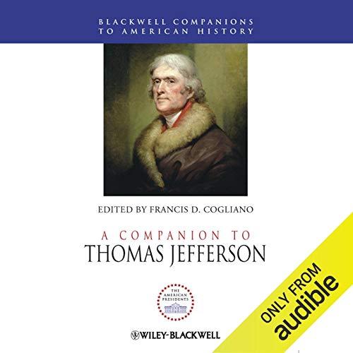 A Companion to Thomas Jefferson copertina