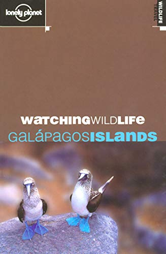 Lonely Planet Watching Wildlife Galapagos Islands [Lingua Inglese]